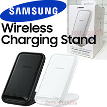 Original Samsung Wireless Charger Stand Fast Qi Charge EP-N5200 For Samsung Galaxy S21 S20 NOTE 10 N