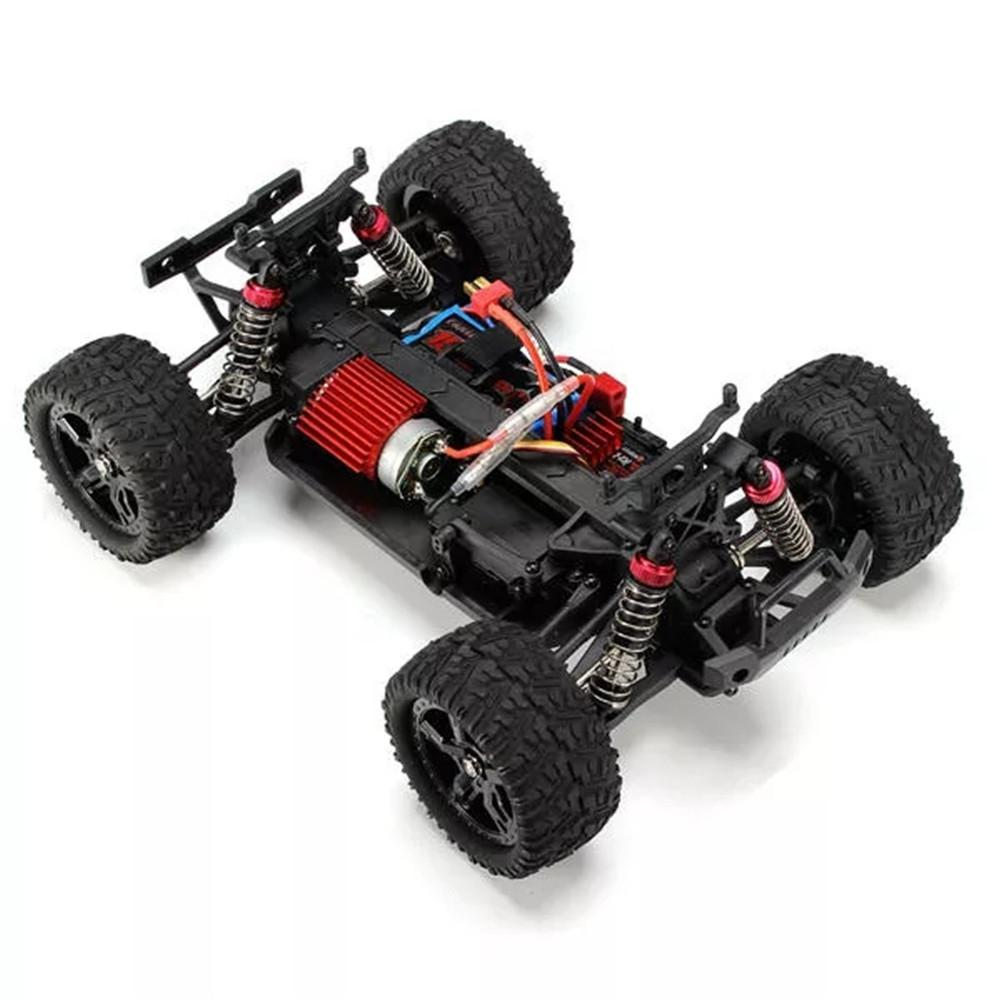 REMO 1631 1/16 1631 2.4G 4WD Geborsteld Rc Off Road Truck Smax Rc Auto Model enlarge