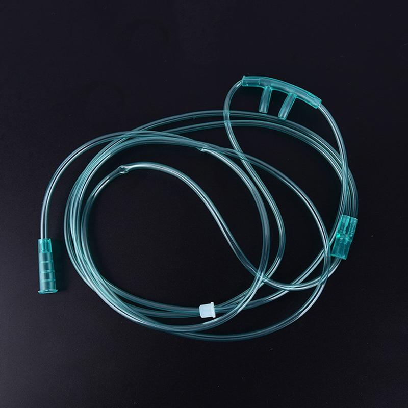 1.5 m 使い捨てと耐久性のある大人柔軟な先端ソフト鼻酸素カニューレ/ホース/チューブツール