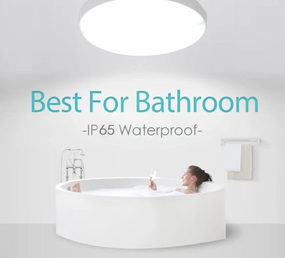 Светодиодные потолочные светильники, водонепроницаемые, IP65, 9 Вт, 18 Вт, 220 В переменного тока, современные потолочные светильники для спальни...