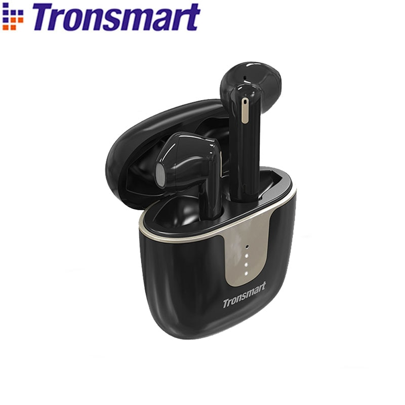 Tronsmart-Auriculares inalámbricos Bluetooth Onyx Ace-TWS, cascos para música con tecnología Qualcomm, 4...