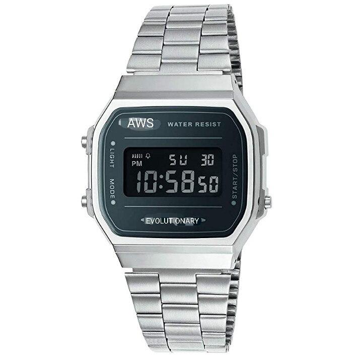 Reloj de Deportes de choque para Hombre y mujer... incorpora el electrónico...