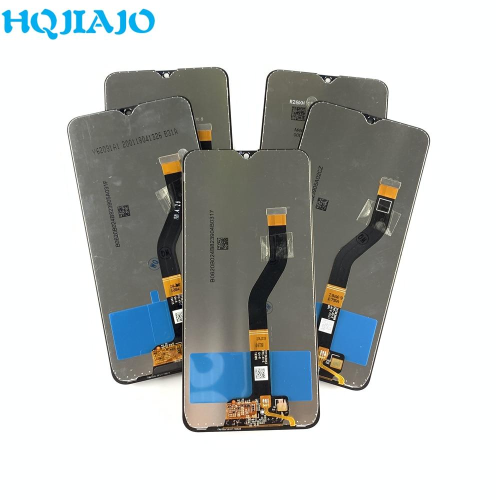 شاشة AMOLED LCD تعمل باللمس ، لهاتف Samsung galaxy A10s A107/DS A107F A107FD A107M ، 5 قطعة ، أصلي