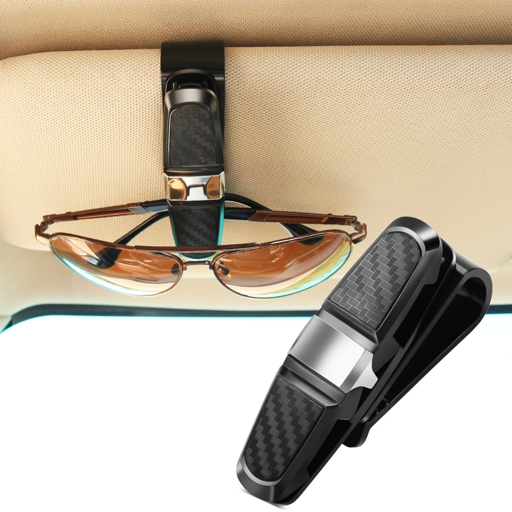 Car Accessories Auto Sun Visor Glasses Sunglasses Clip For Lada Priora Sedan sport Kalina Granta Vesta X-Ray XRay