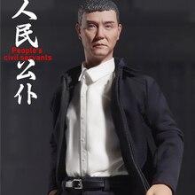 ASTOYS AS036 1/6 costume de fonctionnaire du peuple secrétaire Dakang films et séries télévisées nom du peuple