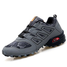 Men luminous shoes Solomon series explosion-proof sneakers shoes chaos large size outdoor shoes non-