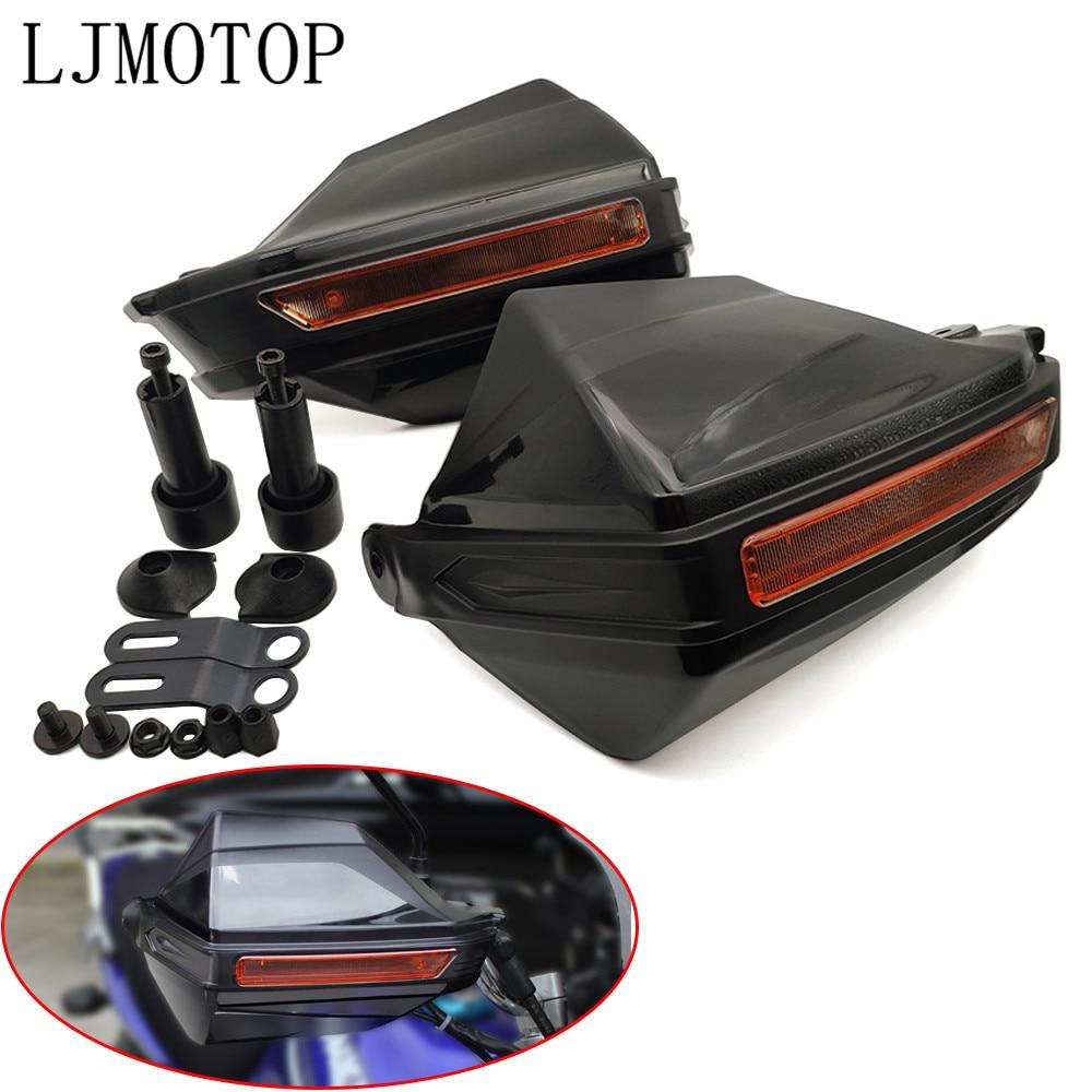 Protector de manillar de motocicleta para YAMAHA ys 150 tmax 530 tdm 850 fz6n mt10 c8 nmax 155 fazer8 accesorios