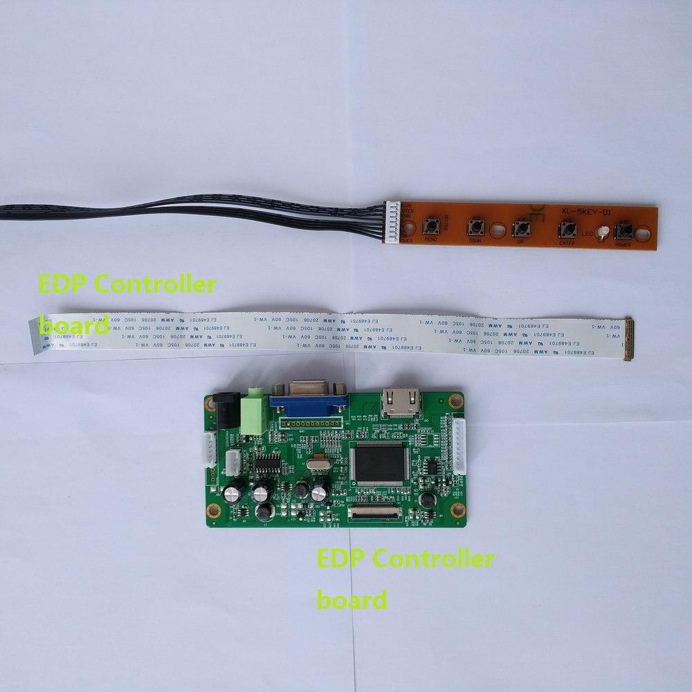 ل b156hanm01 HW1A 1920X1080 مجلس تحكم لتقوم بها بنفسك EDP شاشة LED 15.6
