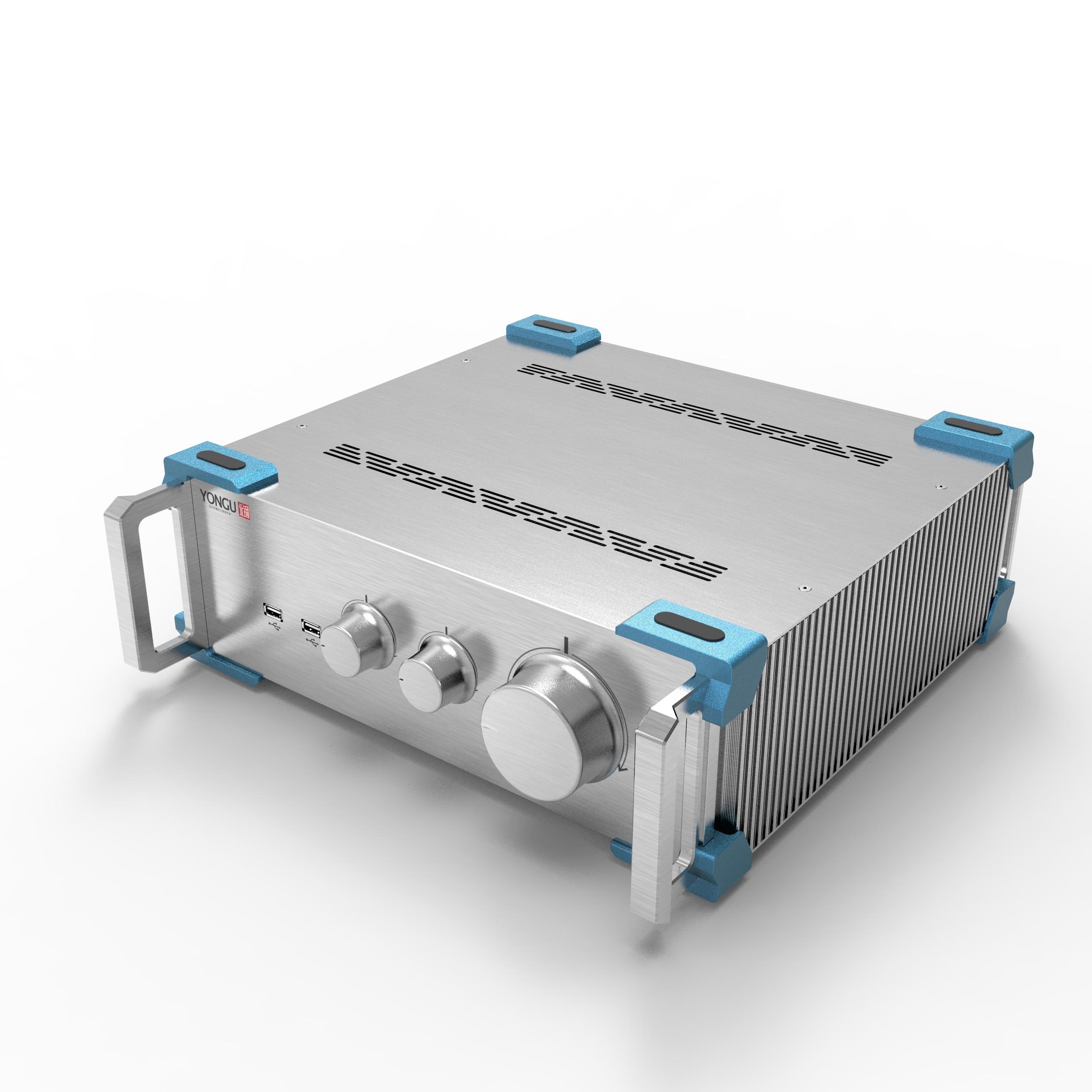 115H الصناعية التبديل الضميمة OEM تصنيع التخصيص المكونات الإلكترونية الألومنيوم عالية التخزين لتقوم بها بنفسك صندوق إلكترونيات