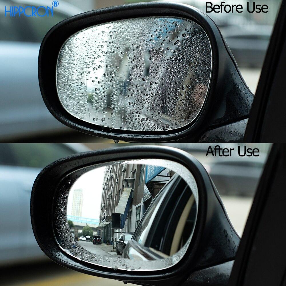 Anti Nebel Auto Aufkleber Auto Spiegel Fenster Klar Film Auto Rückspiegel Schutz Film Wasserdicht 2 Teile Satz Autoaufkleber Aliexpress
