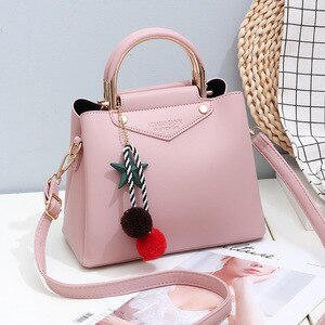 Women's Shoulder Bag Messenger Bag Women's 2021 Spring and Summer European and American Fashion Trend Portable Women's Bag