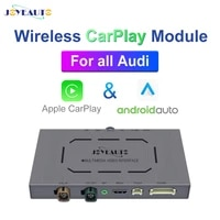 joyeauto carplay interface for audi a3 a4 a6 s8 a5 q3 android auto wireless apple carplay mirrorlink rear camera car accessories