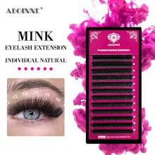 Abonnie Premium Handmade Silk Synthetic Eyelashes Extentions Volume Eyelash Extension Handmade Whole