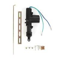 Car Locking System DC 12V 2 Wire Power Door Lock Actuator Universal Auto Locking System Car Alarm System Central Locking Tools