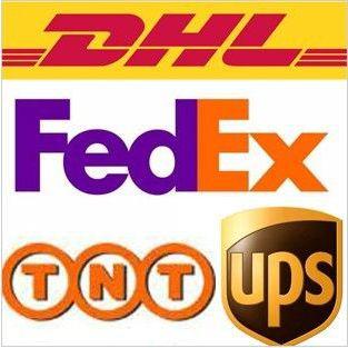 DHL, Fedex shipping cost