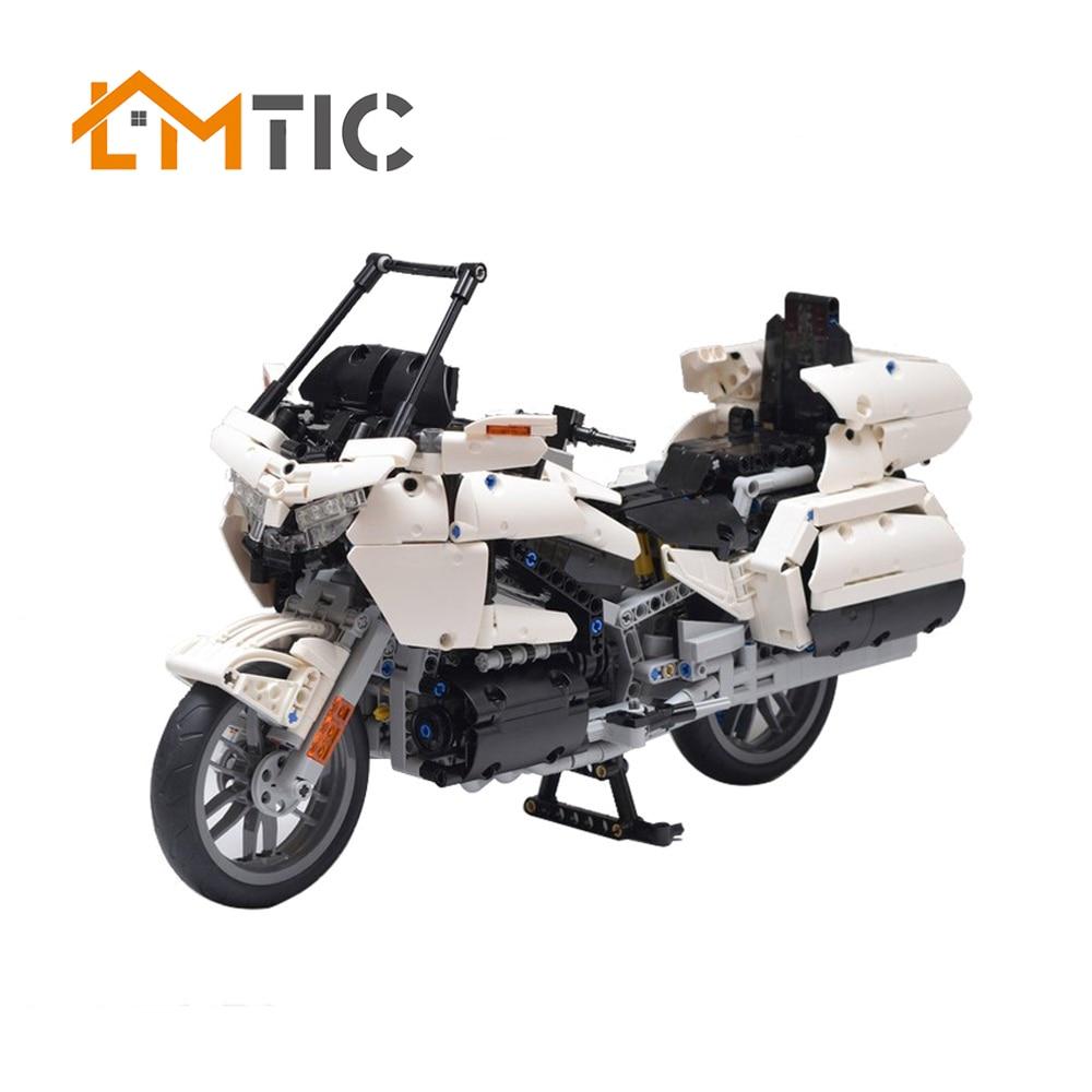 Motocicleta técnica, dropshipping off load, coche creador experto, bloques de construcción, ciudad, juguetes para niños, bloques clásicos, regalo