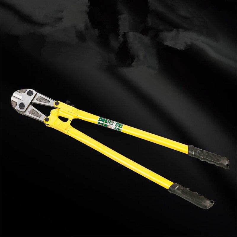 Болторезка T8, ручной кабельный резак из марганцевой стали, большие ручные резаки для проволоки, высококачественные резаки