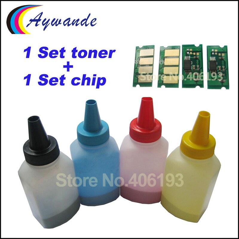 Chip de reinicio de polvo de tóner recargable para Ricoh Aficio SP C252 C252DN C252SF SPC252DN SPC252SF SPC252 dn sf SPC262DNw SPC262SF SP C262