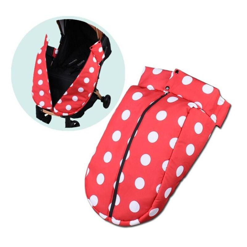 Hot sell General Stroller Foot cover Pushchair Windproof Warm leg cover Pram Foot Cover Universal Stroller Accessoriees