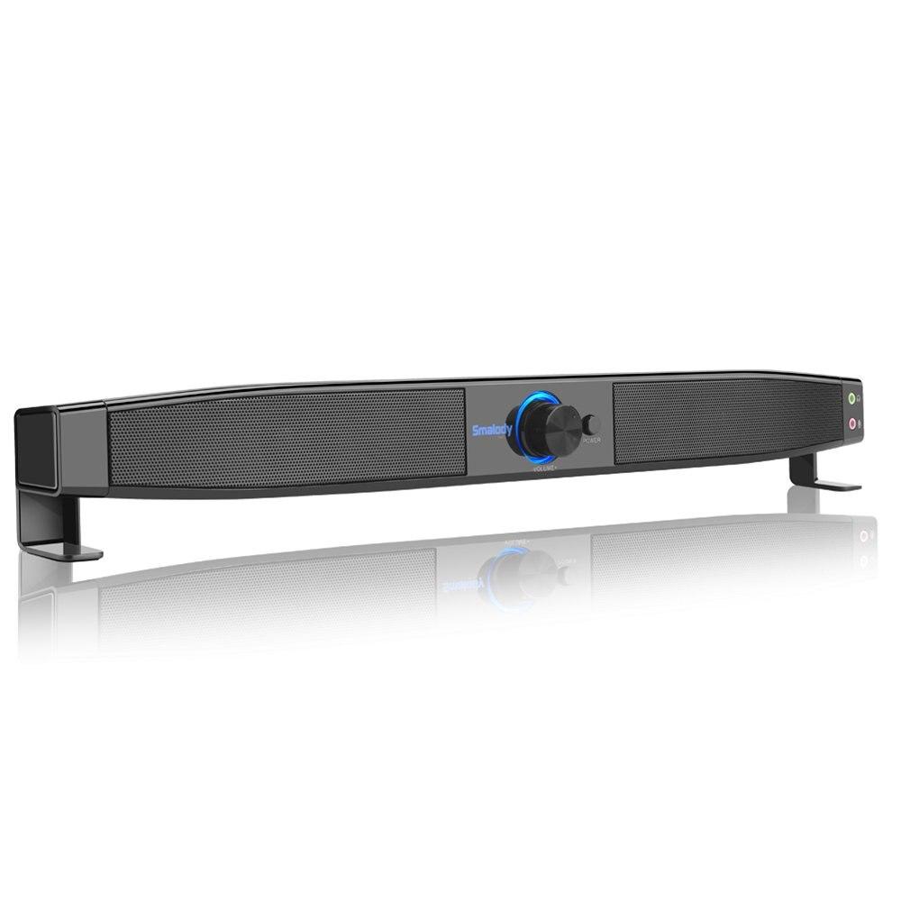 N20C Wireless Bluetooth Soundbar Stereo Speakers Hifi Home Theater TV Sound Bar Surround Sound System