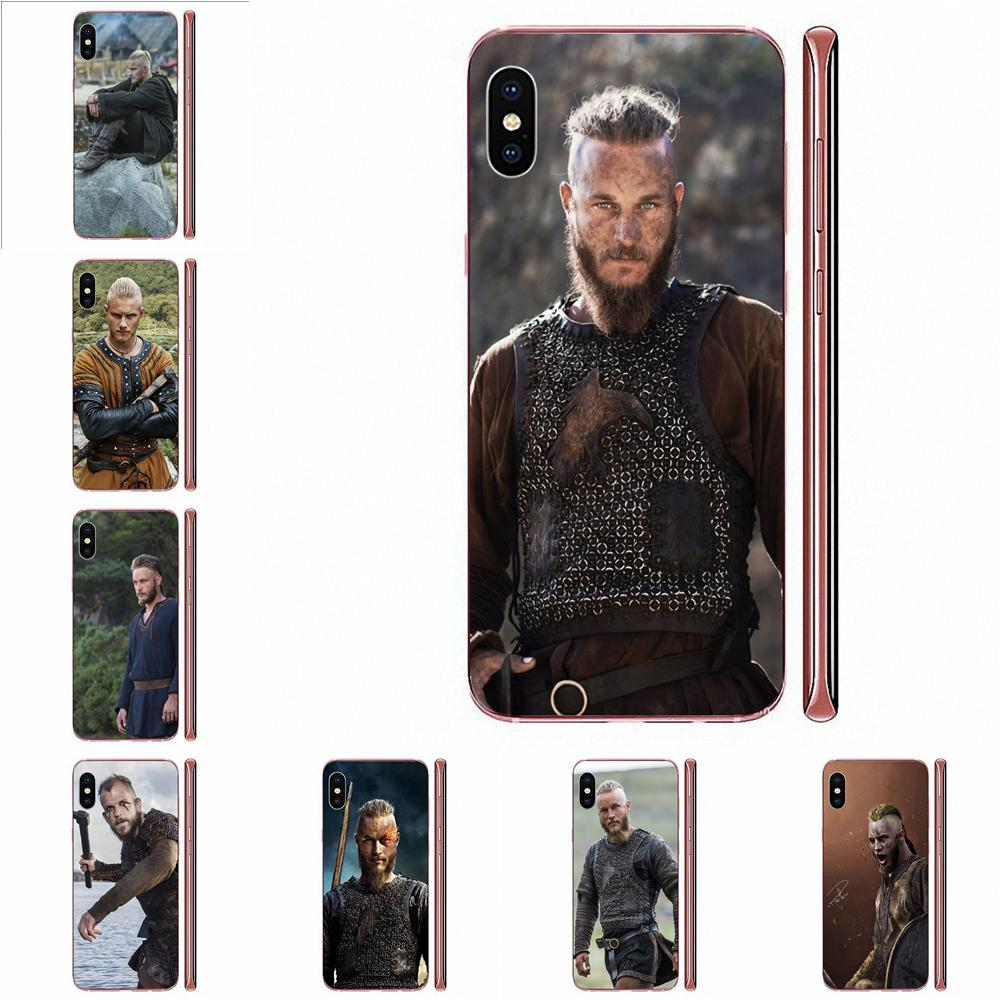 Cover Vikings Ragnar Vikings Lothbrok For Xiaomi Redmi Note 9 PRO Max 9s Mi9 mi10 lite Pro K30 K20 Pro 5G redmi 7 8a