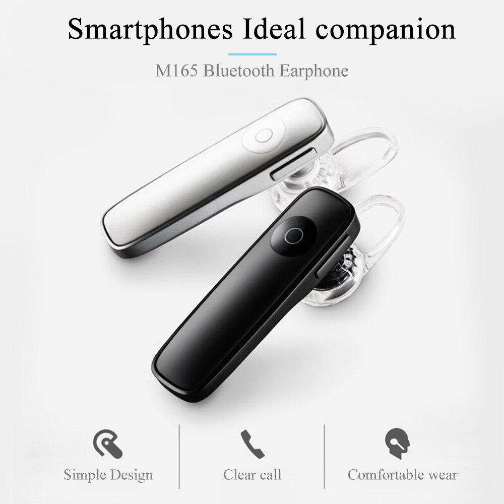 Miniauriculares inalámbricos con reducción de ruido, llamadas telefónicas, Bluetooth 4,1, tecnología estéreo, auriculares manos libres para deporte u oficina