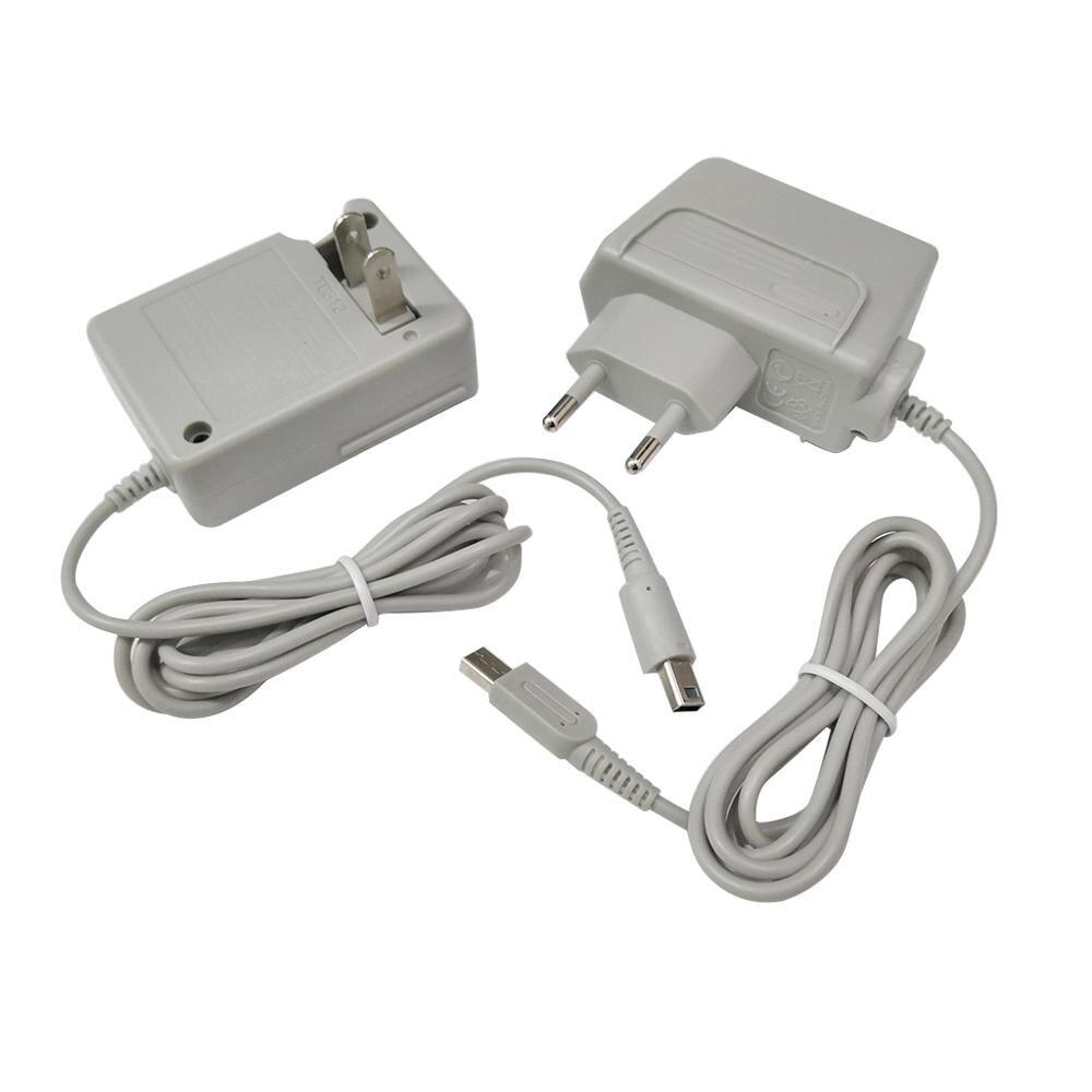 Cargador de viaje para Nintendo 3DS XL New AC 100V-240V, adaptador de...