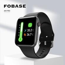Fobase Air Pro montre intelligente femmes hommes 2020 moniteur de fréquence cardiaque Bluetooth 5.0 Sport Android chiffre bracelet dusure intelligente