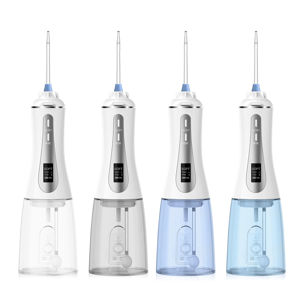 Hot Sales Dental Oral Irrigator Travelling Rechargeable Portable Water Flosser enlarge