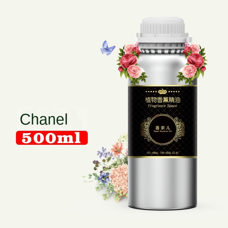 500ml Fragrance Refill Essential Oil Universal for Scent System Hotel Office 4S Store Shangri-la  Hilton  White Tea недорого