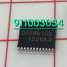 5pcs D16861GS D16861G D16861 UPD16861GS SSOP-24