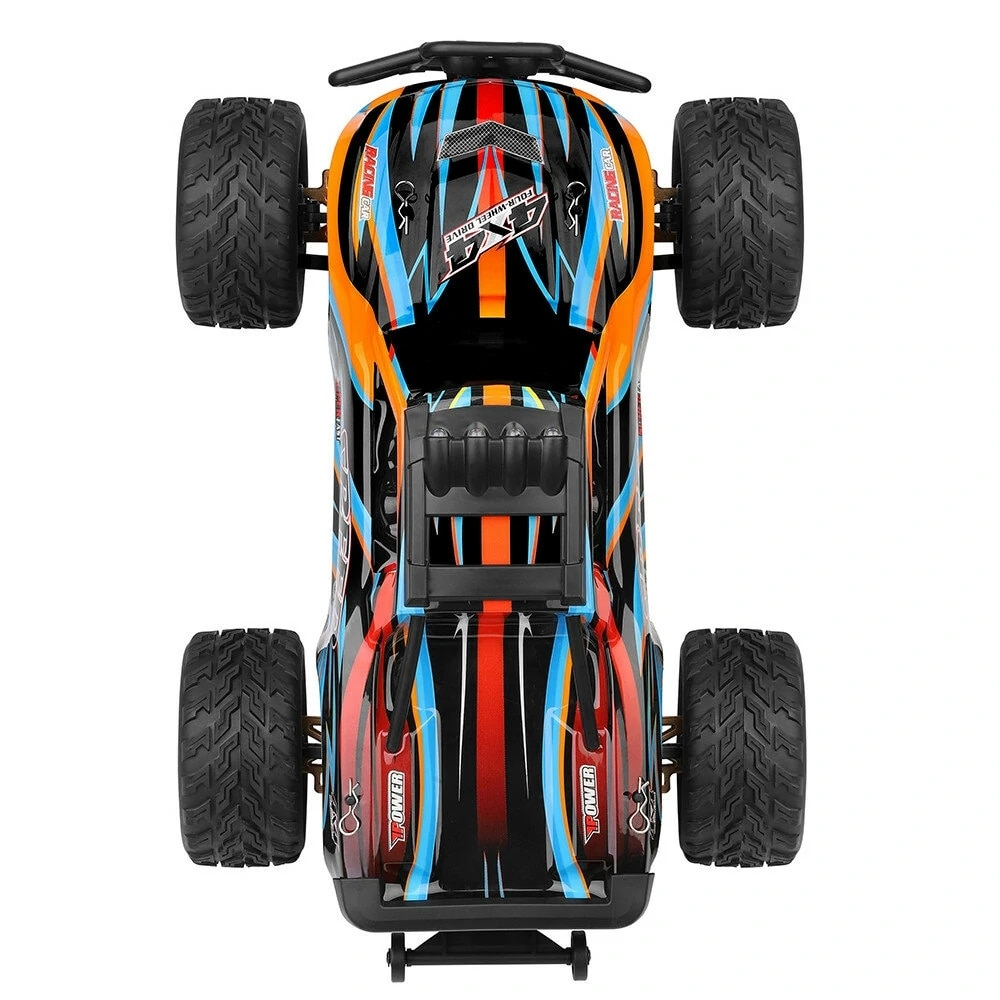 Wltoys 104009 1:10 RC Car 4WD 2.4GHZ Brushed High Speed  Car Vehicle Models 45km/h Truck Buggy Toys For Children  Adults Gifts enlarge