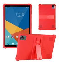 Pokrowiec na Tablet VANKYO MatrixPad S21 pokrowiec silikonowy na Tablet DICEKOO 10 cali/Tablet OUZRS 10 cali/DUODUOGO P8 10-calowy Tablet