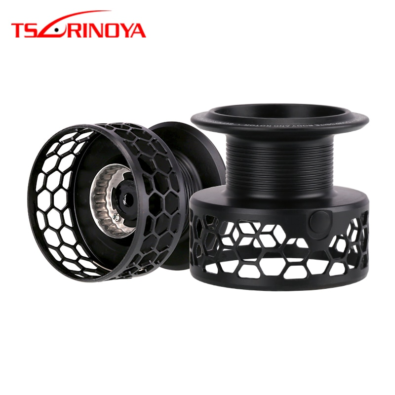TSURINOYA NA 2000 3000 4000 5000 Spinning Fishing Reel Spool Reel Handle 9BB 5.2:1 Gear Ratio Saltwater Carp Fishing Reel tsurinoya flying shark 6 2 1 high speed fishing reel 4000 5000 spinning reel 11 1bb 12kg drag aluminum spool carp fishing tackle