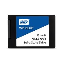 Haute qualité WD Blue SSD 250GB Disque SSD interne 500 GB SATA3 2.5