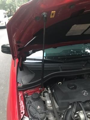 Per mercedes-benz classe B W246 W247 2011-2020 2x cofano anteriore automatico cofano modifica ammortizzatori a Gas supporto di sollevamento ammortizzatore ammortizzatore