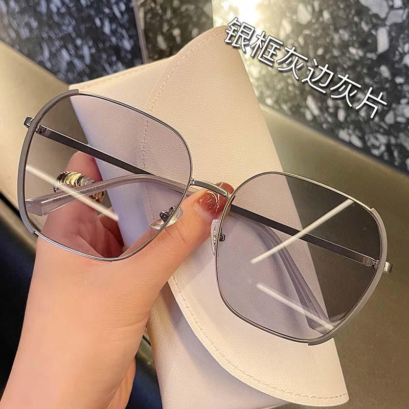 Новинка 2021 Солнцезащитные очки женские солнцезащитные очки в круглой оправе с УФ-защитой мужские солнцезащитные очки