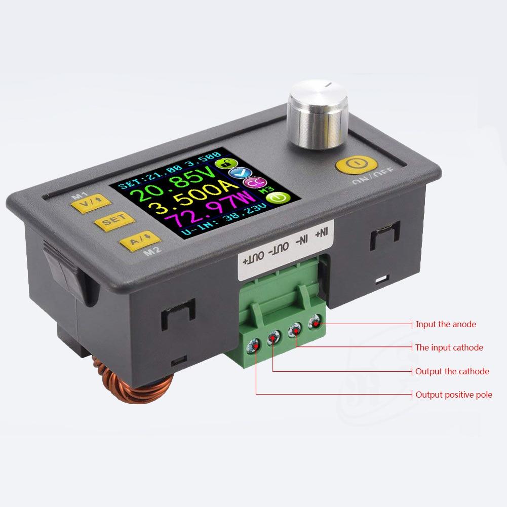 RD DPS5005 Communication Constant DC - DC Voltage current Step-down Power Supply module buck Voltage converter voltmeter 50V 5A enlarge