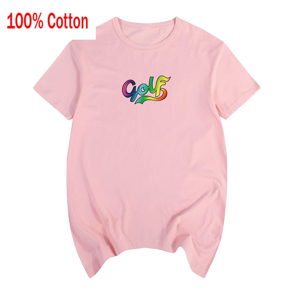 Golf Wang logo Skate Cherry Bomb Tyler The Creator     OFWGKTA T-shirt Cotton Men T shirt New TEE TSHIRT Womens