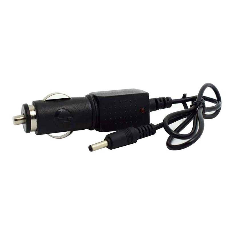 Atacado ue/eua plug carregador de carro ac carregador de energia adaptador porta para 18650 bateria lanterna farol carregamento cabo fio dispositivo