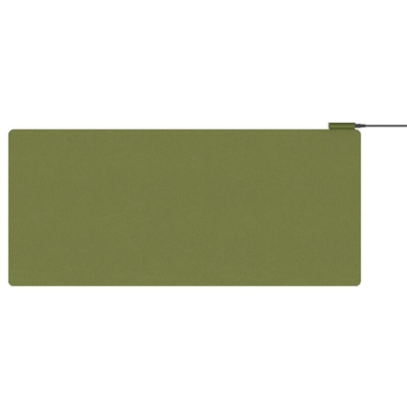 Almofada de Aquecimento Mesa de Aquecimento Almofada de Jogo Tapete de Teclado Mouse Extra Grande Computador Mão