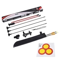 1set archery bow and arrow set children target shooting using 36 5 recurve bow youth bow set