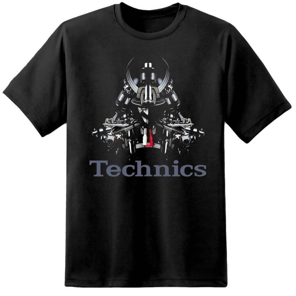 Hombre técnicas guerrero Samurai 1200 1210 Dj T camisa 2019 Unisex de moda Tee