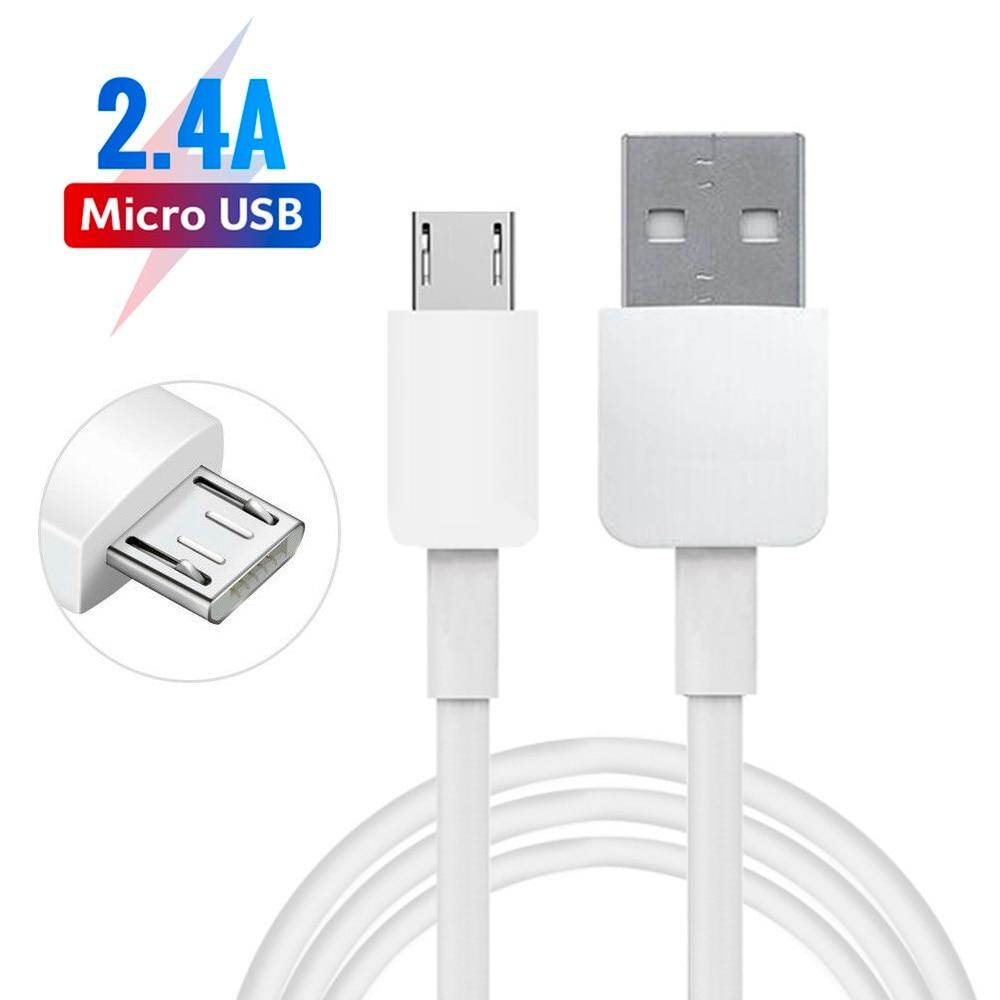 Para Xiaomi Micro USB Cable 2A rápida Cable de carga para Xiaomi...