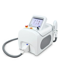 IPL opt hair removal beauty equipment for permanent hair removal and skin whitening