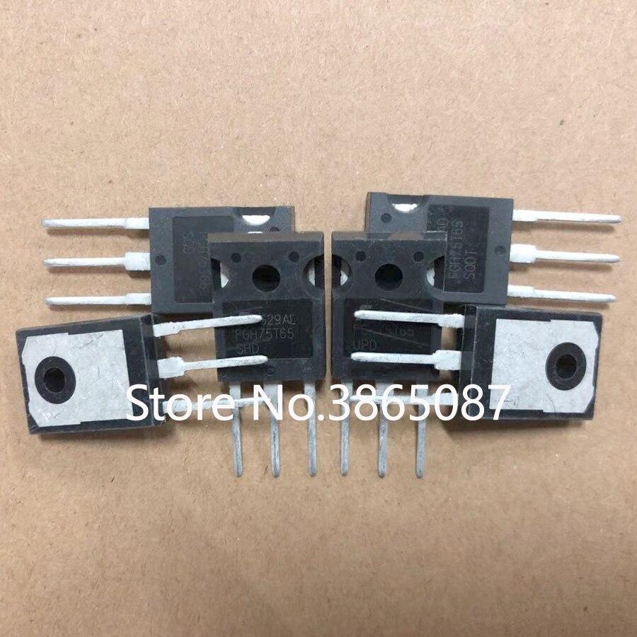 FGH75T65UPD_F085 FGH75T65SHD_F155 FGH75T65SHDT_F155 FGH75T65SHDT TO-247AB POWER TUBE IGBT TRANSISTOR 10PCS/LOT ORIGINAL NEW