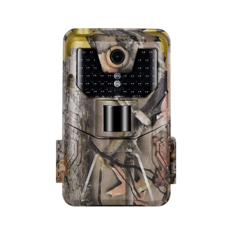 T5EE 30MP Trail Camera,1080P Hunting Camera with Infrared Sensor for Wildlife Monitor