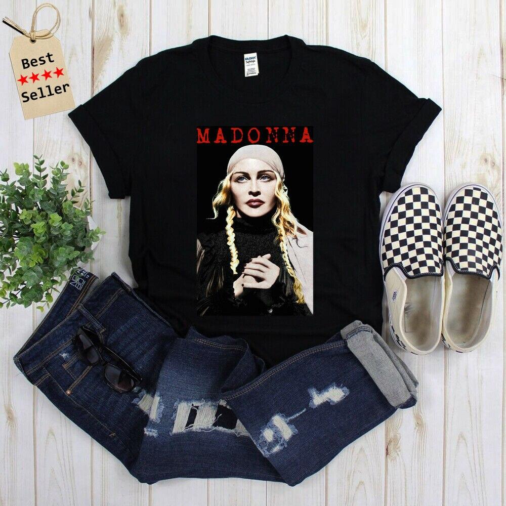Neu 12 Madonna meanx concierto Begrenzt camiseta S 2Xl