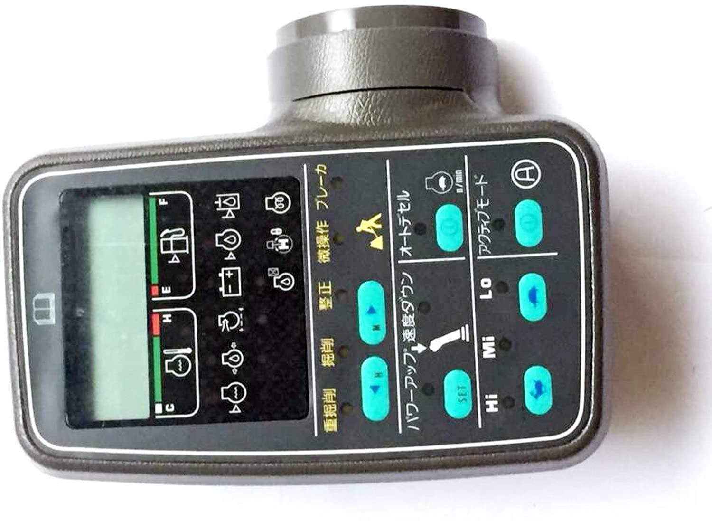 Holdwell Monitor Display Panel 7834-72-4001 Fit for Komatsu Excavator PC210-6 PC230-6