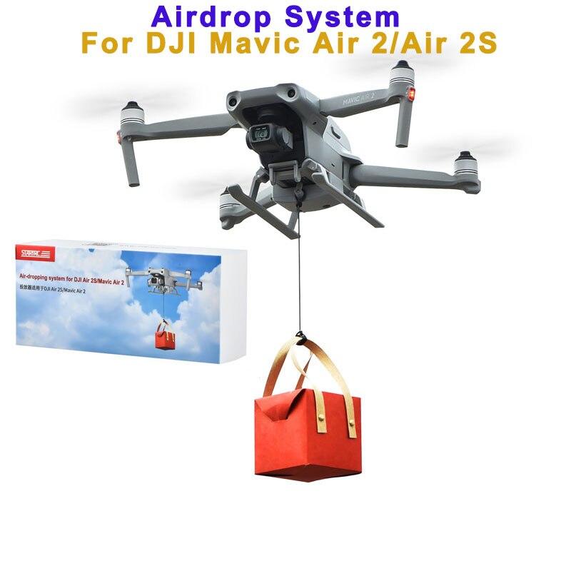 جهاز نقل بدون طيار DJI Mavic Air 2/Air 2S جهاز توصيل هدايا الزفاف جهاز توصيل جهاز القاذف